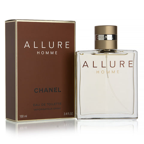 Chanel Allure Pour Homme EDT For Men (100ml) - Fragume.com