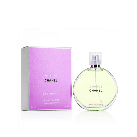 Chanel Chance Eau Fraiche EDT For Women (100ml)