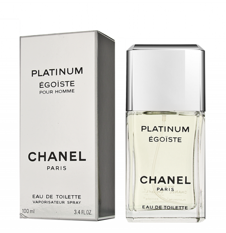 Chanel Platinum Egoiste Chanel EDT For Men (100ml)