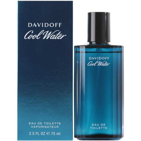 Davidoff Cool Water EDT (For Him)(75ml) - Fragume.com