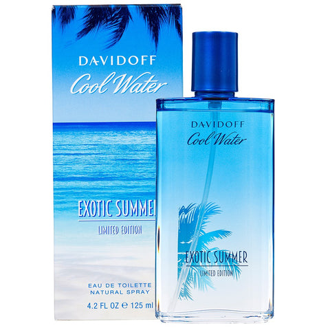 Davidoff Cool Water Exotic Summer EDT For Men (125ml)