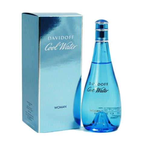 Davidoff Cool Water Women Deo For Her (100ml) - Fragume.com