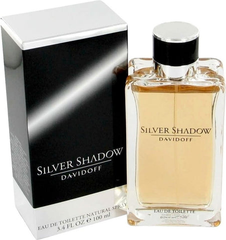 Davidoff Silver Shadow EDT For Men (100ml) - Fragume.com