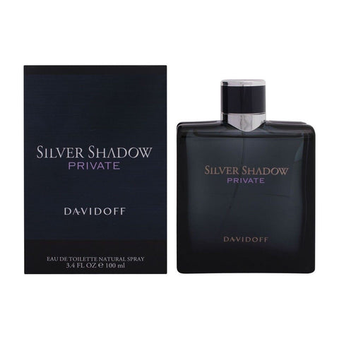 Davidoff Silver Shadow Private EDT For Men (100ml) - Fragume.com