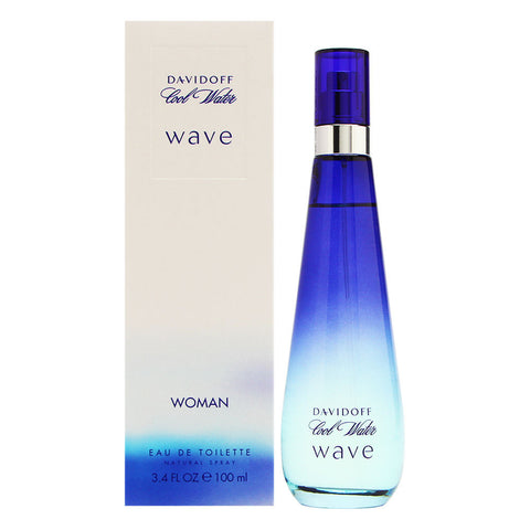 Davidoff Wave EDT For Her (100ml) - Fragume.com