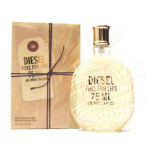 Diesel Fuel For Life For Women (75ml) - Fragume.com