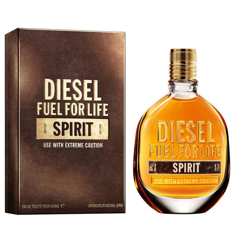 Diesel Fuel For Life Spirit EDT For Men (75ml)