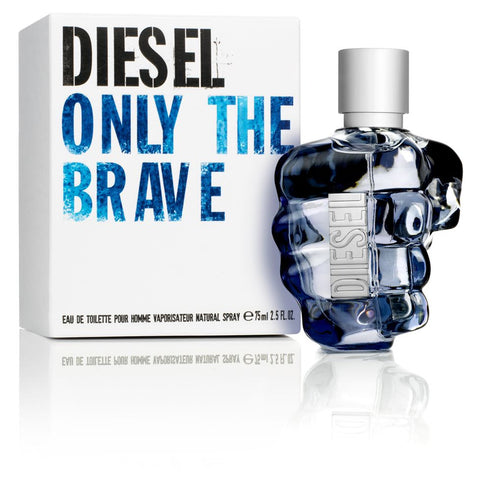 Diesel Only The Brave EDT For Men (75ml) - Fragume.com