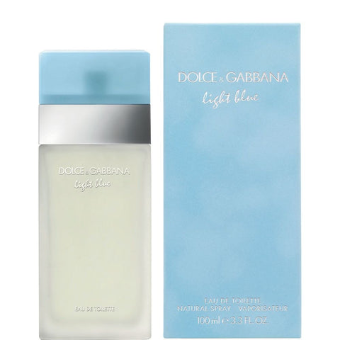 Dolce & Gabbana Light Blue EDT For Women (100ml) - Fragume.com