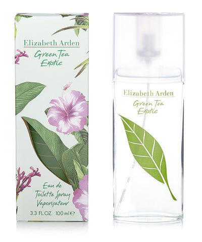 Elizabeth Arden Green Tea Exotic EDT For Women (100ml) - Fragume.com