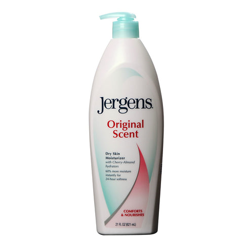 Jergens Original Scent Cherry-Almond Moisturizer  (295ml) - Fragume.com