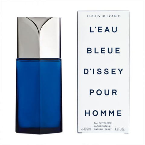 Issey Miyake Blueu D'Issey Pour Homme EDT For Men (125ml) - Fragume.com