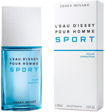 Issey Miyake D'issey Pour Homme Sport Polar Expendition EDT For Men (100ml)