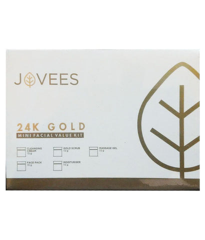 Jovees 24 Carat Mini Gold Facial Kit - Fragume.com