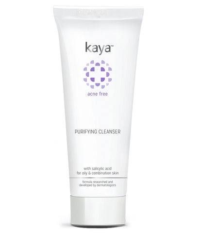 Kaya Skin Clinic Acne Free Purifying Cleanser (100ml) - Fragume.com