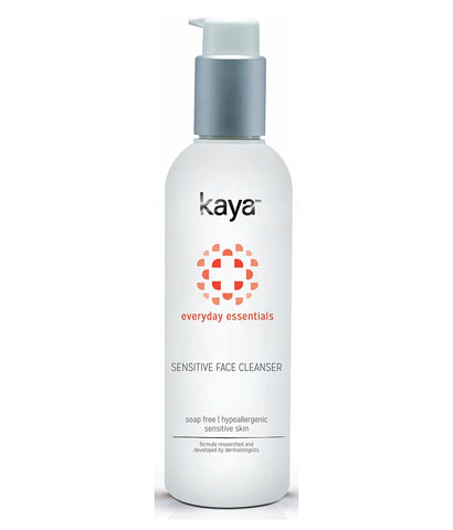 Kaya Skin Clinic Everyday Essential Sensitive Face Cleanser (200ml) - Fragume.com