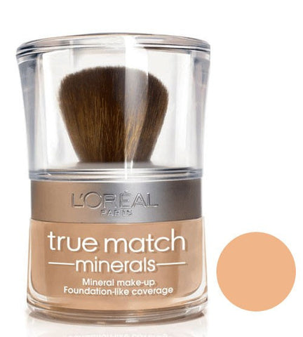 LOreal True Match Minerals Foundation Powder: Golden Natural - Fragume.com