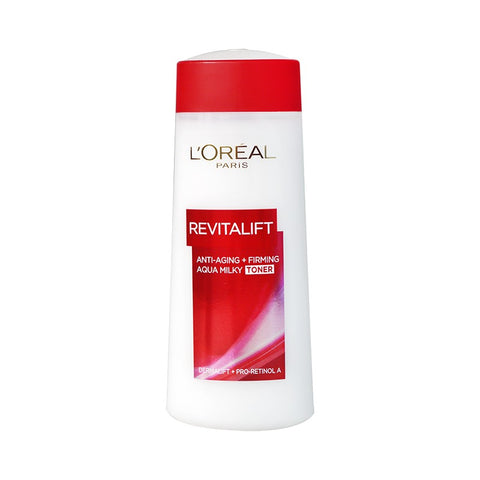 L'Oreal Paris Revitalift Aqua Milky Toner (200ml) - Fragume.com
