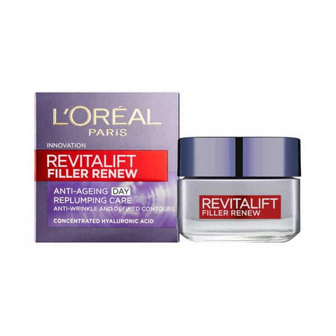 L'Oreal Paris Revitalift Filler Day Cream (50ml) - Fragume.com