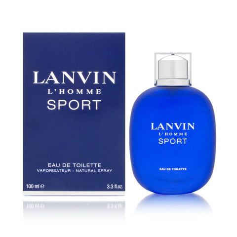 Lanvin L'Homme Sport EDT For Him (100ml) - Fragume.com