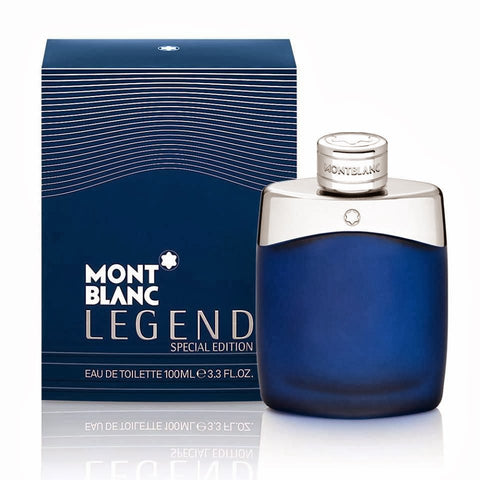 Mont Blanc Legend Special Edition EDT For Men (100ml)