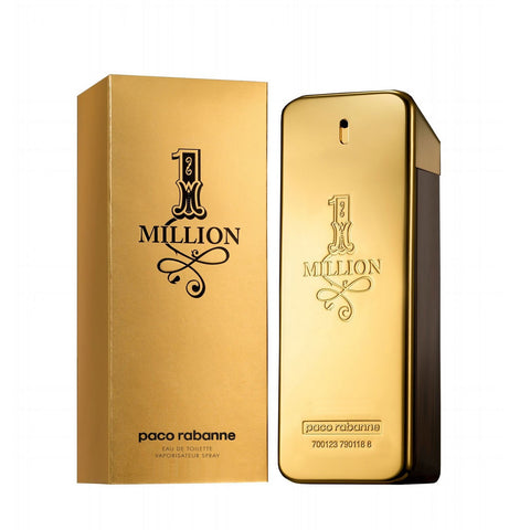 Paco Rabanne 1 Million EDT For Him (100ml)