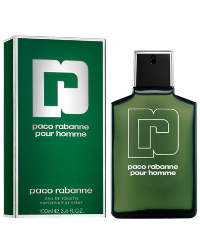 Paco Rabanne Green Pour Homme EDT For Him (100ml)