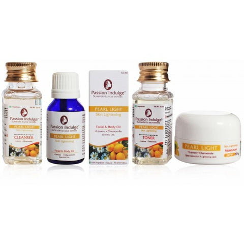 Passion Indulge - Skin Lightening Pearl Light Premium Kit - Fragume.com