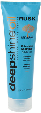 Rusk Deep Shine Oil Moisturizing Shampoo 250ml - Fragume.com