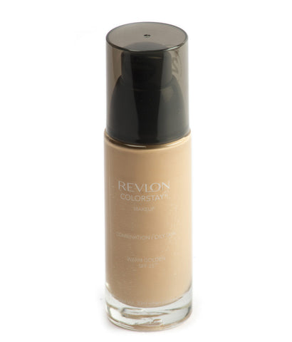 Revlon Colorstay Make Up Combination/Oily Skin (Spf 15) Warm Golden 30 ml - Fragume.com