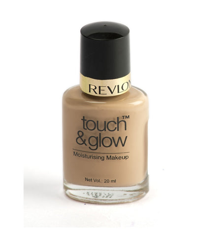 Revlon Touch & Glow Moisturising Makeup Natural Mist 20 Ml - Fragume.com