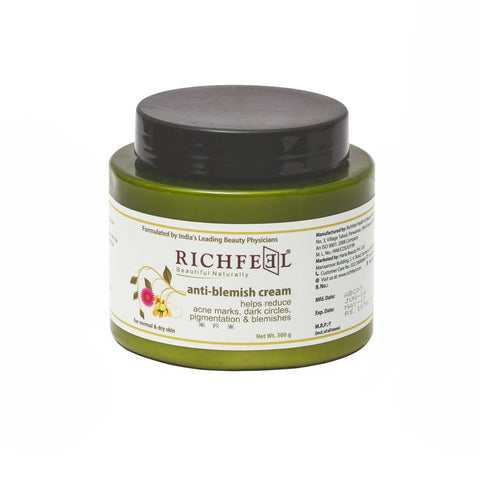 Richfeel Anti Blemish Cream (500g)