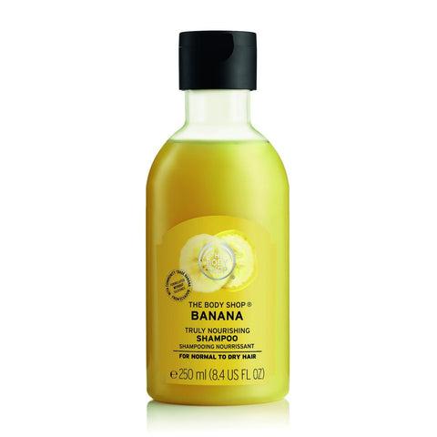 The Body Shop Banana Shampoo (250ml)