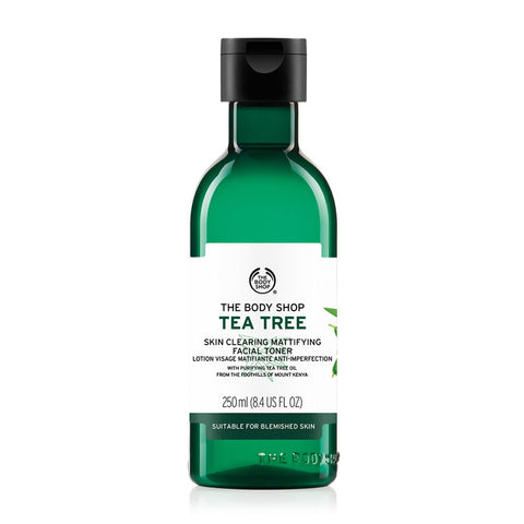 The Body Shop Tea Tree Skin Clearing Toner(250ml) - Fragume.com
