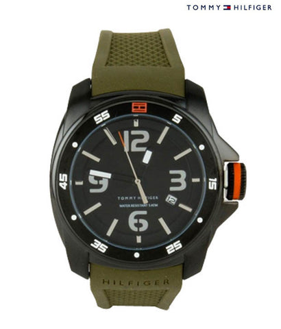 Tommy Hilfiger Black Dial Analog Watch - TH1790772/D - Fragume.com
