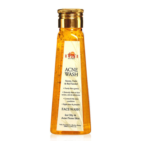 IHA Neem Tulsi and Red Sandal Acne Face Wash  (100ml) - Fragume.com