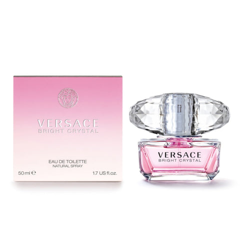 Versace Bright Crystal EDT For Women (50ml)
