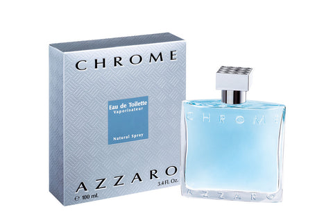 Azzaro Chrome EDT For Him (100ml) - Fragume.com