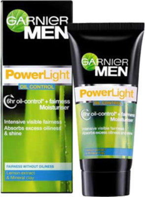 Garnier Men Power Light Oil Control Moisturiser (50ml) - Fragume.com