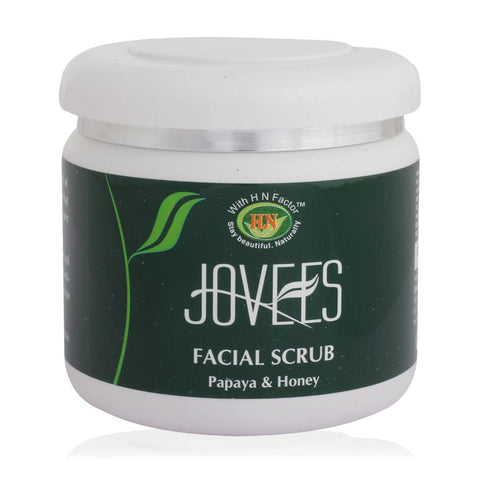 Jovees Facial Scrub Papaya & Honey (400g) - Fragume.com
