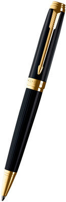 Parker Ambient Laque Black GT Ball Pen - Fragume.com