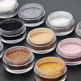 Eye Make Up Face Brighten Highlighter Shining Shimmer Powder Pigment 12 Color Glitter Eyeshadow Palette Cosmetics Salon #622