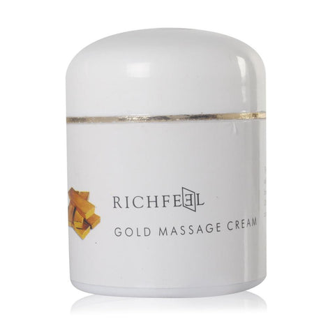 Richfeel Gold Massage Cream(100g) - Fragume.com