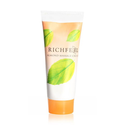 Richfeel Almond Massage Cream(100g) - Fragume.com