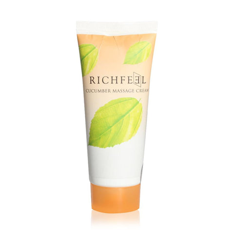 Richfeel Cucumber Massage Cream(100g) - Fragume.com