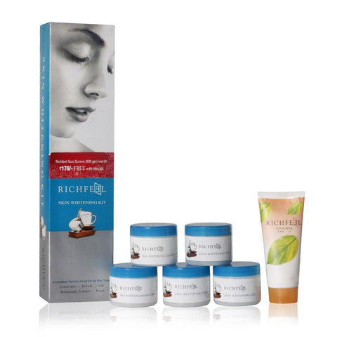 Richfeel Skin Whitening Kit - Fragume.com