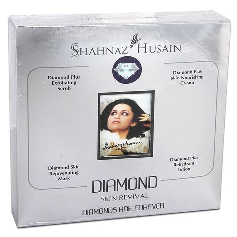 Shahnaz Husain - Diamond Skin Revival Kit - Fragume.com