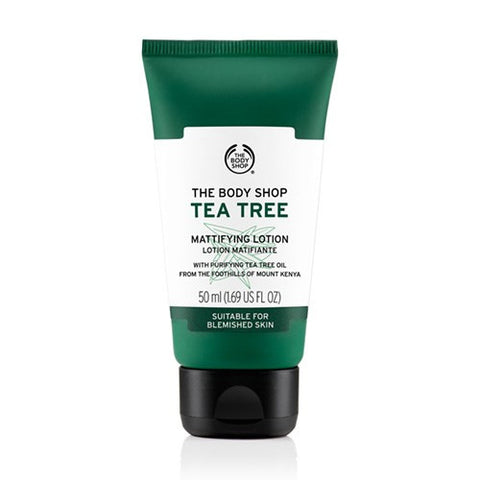 The Body Shop Tea Tree Skin Clearing Lotion(50ml) - Fragume.com  - 2