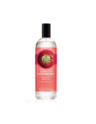 The Body Shop Strawberry Body Fragrance Mist (100ml)