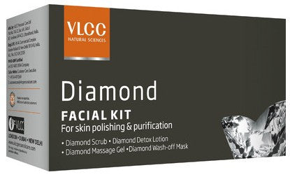 VLCC DIAMOND FACIAL KIT (4 items) - Fragume.com